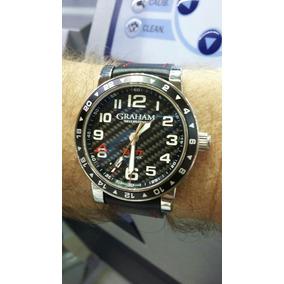dffd9e27ba8 Vendo Relogio Graham (replica) - Relógio Masculino no Mercado Livre ...