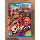 Splatoon Nintendo Wii U Play Magic