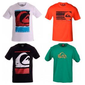 Kit 5 Camiseta Camisa Masculina Marca Estampada Top Atacado 82f8bd9901ad5