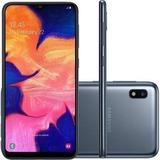 Samsung Galaxy A10 32gb Tela 6.2 Octa-core 4g 13mp. 789,00