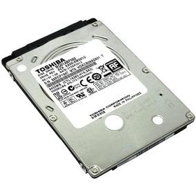 Hd Slim Ultrafino Toshiba De 500gb P\ Notbook Mq01abf050