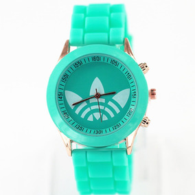 6601632e3d9 Relogio Adidas Feminino Verde - Relógios De Pulso no Mercado Livre ...