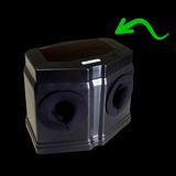 Câmara De Revelação Classica Black S/iluminação - Biotron