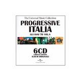 Progressive Italia: Gli Anni 70 V8 Box Set, Edición Importad