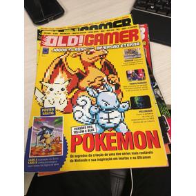 Revista Old Gamer Edição 20 Com Poster