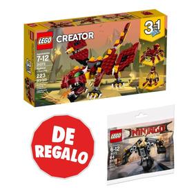 Lego Creator: Criaturas Miticas + Regalo