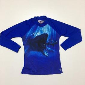 Camisa De Praia Com Proteção Solar Fator 50 Siri Ref 192354 33af5dc01d9e6