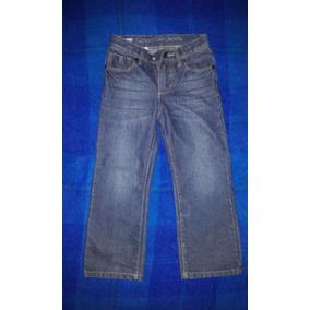 Blue Jeans Calvin Klein Original - Talla 4 / Niño