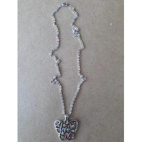 Cadena De Mariposa Y Piedras, Oferta 15$