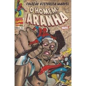 Coleção Histórica Marvel Homem-aranha Volume 12