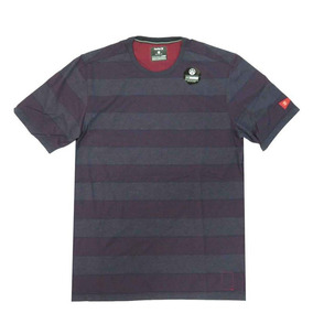 bd9ec2205ebb5 Camiseta Hurley Nike Dri-fit John John Florence Azul
