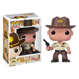 Funko Pop Rick Grimes 13 - The Walking Dead