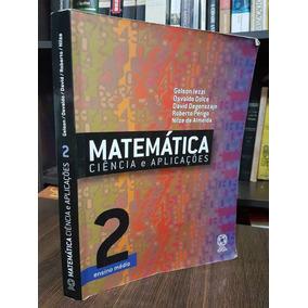 Ime Ita Matemática Ciência E Aplicações Vol 2 - Gelson Iezz