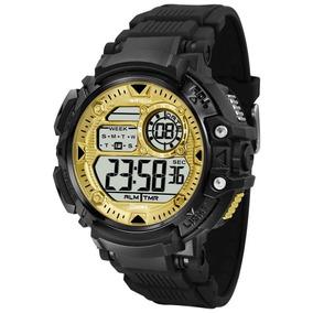 f485e6fe70b Relogio X Games Dourado Digital - Relógios De Pulso no Mercado Livre ...