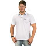 Camisa Polo Hugo Blanc Plus Size Piquet Branca - 7000001 70db60af8543f