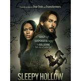 Sleepy Hollow 1ª ,2, 3° E 4° Temporada Dublado Frete Gratis