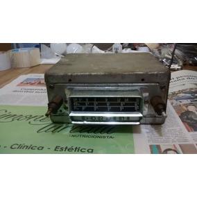 Antigo Rádio Gordini Original Observe Bem Descrição E Fotos