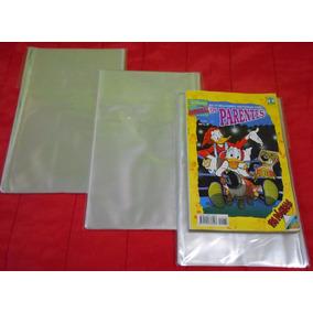 Saco Plástico P/ Gibis Disney Donald-tio Patinhas-almanaques