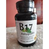 Vitamina B17 De 500 Mg Marca Amygdalin Importado De U S A