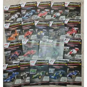 Formula 1, 1:43 , Coleccion Salvat Varios Modelos Disponible