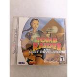 Tomb Raider The Last Revelation Para Sega Dreamcast