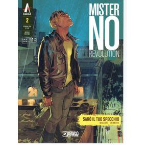 Mister No Revolution 02 - Sbe 2 - Bonellihq Cx96 C19