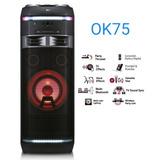 Minicomponente Vertical Lg Ok75 Escucha Toda Tu Tv Aqui Cd