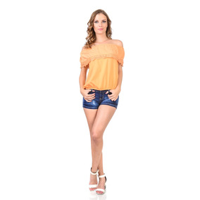 Blusa Capricho Collection Cmf-249