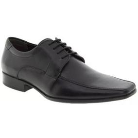 1284350ad Sapato Bico Quadrado Democrata Sapatos Sociais Masculino - Sapatos ...