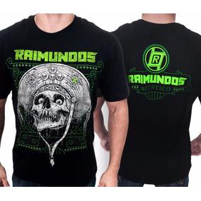 Camiseta Raimundos E1165 Consulado Do Rock Camisa Banda f55163235fa