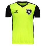 Camisa Botafogo Treino 2016 Verde Limão