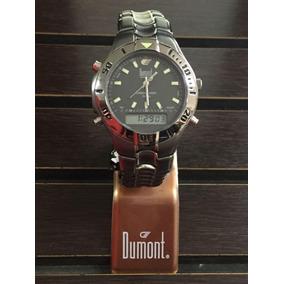 eae0fbc88da 8r Pulseira Relogio Dumont Anadigi Sm12327 - Relógios De Pulso no ...