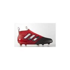 873ccc13e75a2 Chuteira Adidas Ace Vermelha - Chuteiras no Mercado Livre Brasil