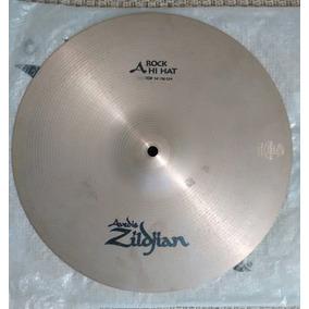 Hi Hat Avedis Zildjian A Rock Hats 14 Pulgadas