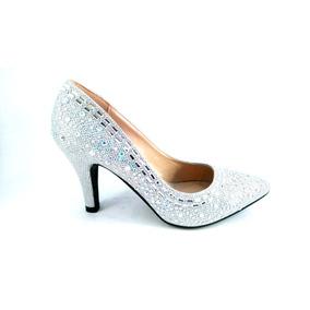 Zapatos Plateados - Zapatos de Mujer en Mercado Libre Uruguay b8d7c1c705fd