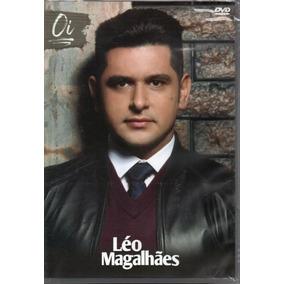 Dvd Léo Magalhães - Oi Lançamento 2018