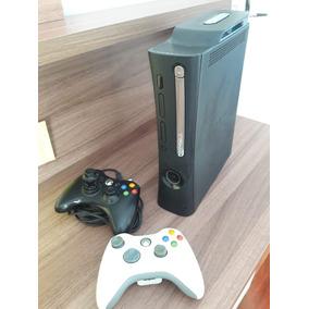 Xbox 360 Desbloqueado 2 Controles + Hd 500gb