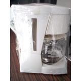 Cafetera Black & Decker 12 Tasas Usada
