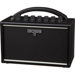 Cubo Boss Guitarra Katana Ktn Mini | Garantia | Original