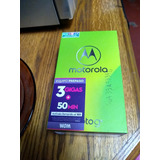 Celular Nuevo G6 Moto