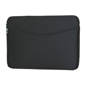 Capa Para Notebook Com Bolso Stillo 15.6 Preta