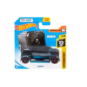 Hot Wheels Zoom In Lote L 2018 (cabe Uma Camera Gopro) Camer