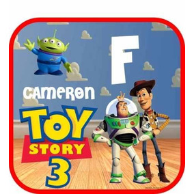 Kit Imprimible Para Tu Fiesta De Toy Story