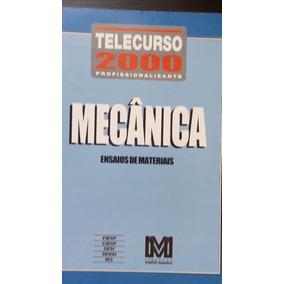 apostila de mecanica do telecurso 2000