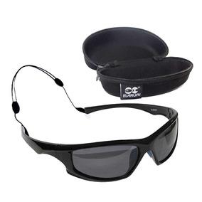bddbe8199a5b9 Óculos Maruri Polarizado 6603 Anti-reflexo + Segurador