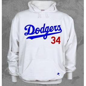 Sudadera Mlb Dodgers Los Angeles 01 By Tigre Texano Designs