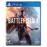 Battlefield 1 Ps4 Videjuego Nuevo Sellado Play Station