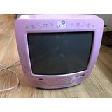 Televisor Hello Kitty 14 Pulgadas