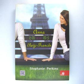 Livro Ana E O Beijo Francês - Stephanie Perkins