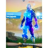 Paquete Galaxy Skin Fornite Y Ala Delta